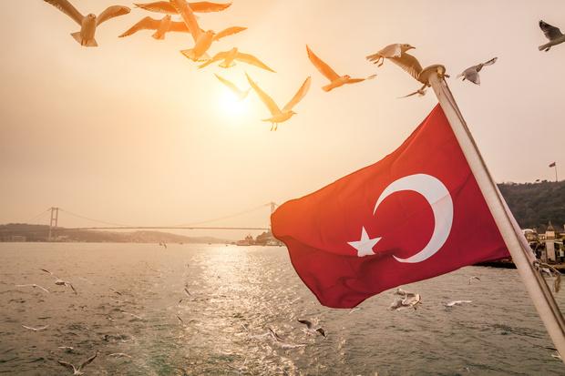 Турция флаг фото