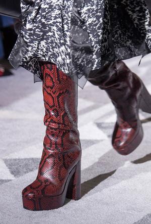 Фото №8 - Самая модная обувь осени и зимы 2019/20