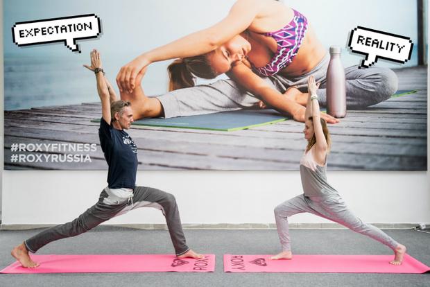 Фото №10 - Все, что ты хотела знать о йоге: мастер-класс от гуру Roxy Yoga