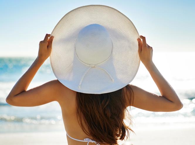Фото №3 - 13 советов, как защитить лицо, тело и волосы от ультрафиолета