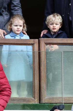 Фото №32 - Принц Жак и принцесса Габриэлла: четвертый год в фотографиях