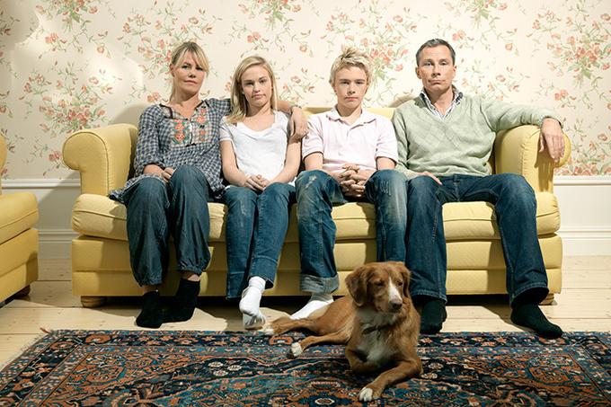 Какой мы видим идеальную семью