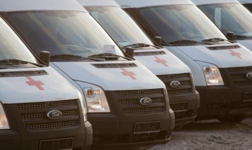 Фото №1 - В Пушкине построят отделение скорой помощи за 150 млн рублей