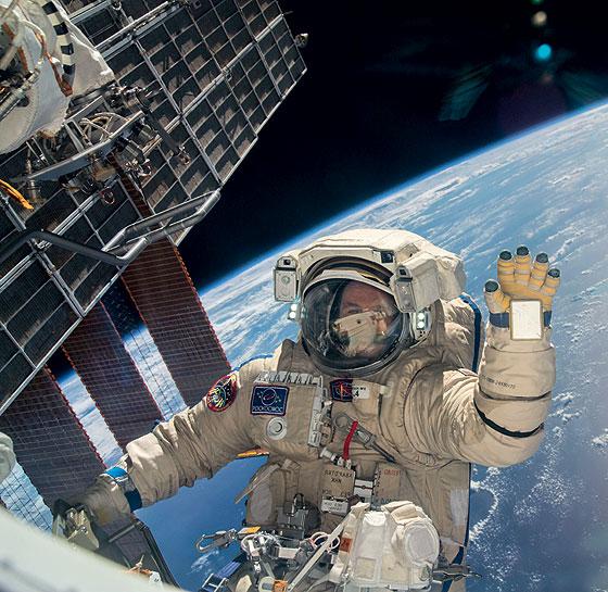 Фото №1 - 420 километров над Землей