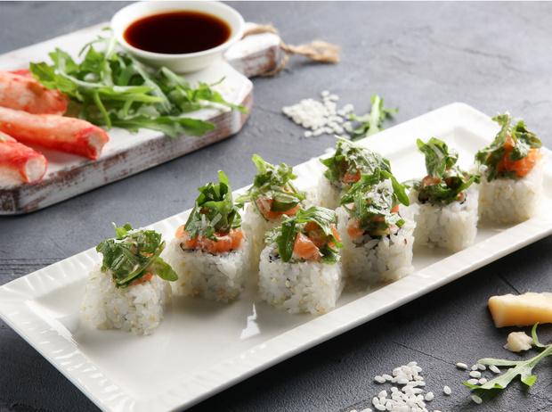 Фото №3 - Азия рядом: 3 необычных рецепта роллов, которые можно приготовить дома