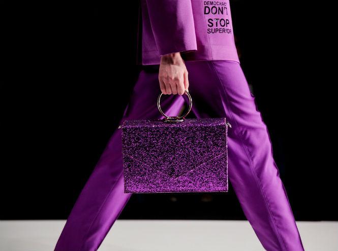 Фото №1 - «Fashion Futurum. Выживут только…»