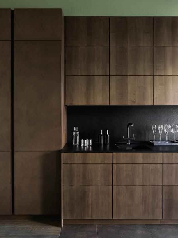 Фото №6 - Квартира 140 м² на Плющихе по проекту Tatiana Alenina design bureau