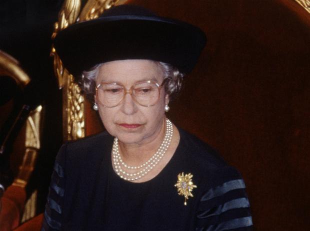 Фото №1 - «Конец монархии»: событие, разбившее сердце Королевы