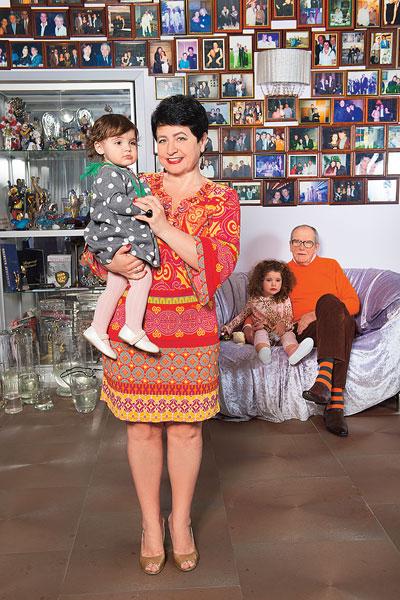 Фото №4 - Эммануил и Ирина Виторган: «Мечтаем сыграть дочкам свадьбы как минимум»