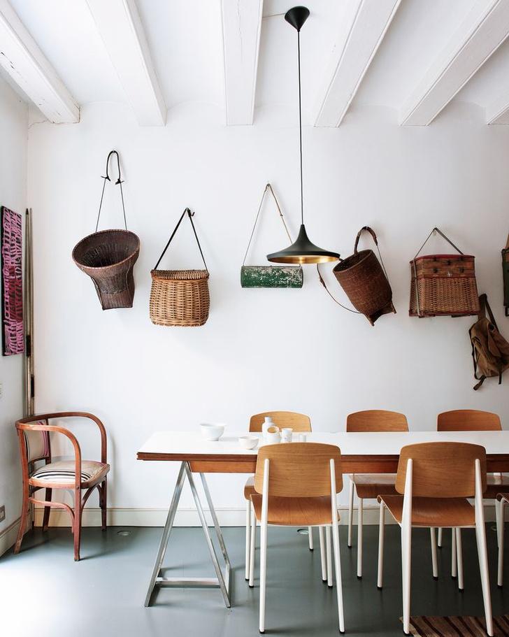 Фото №5 - Этнонордик: декор стен в скандинавском этническом стиле