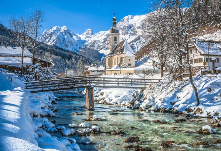 Фото №2 - Климатическая норма: снежные места Европы