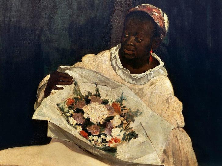 Фото №9 - Великолепная «Олимпия»: тайные смыслы и символы самой скандальной картины Эдуарда Мане