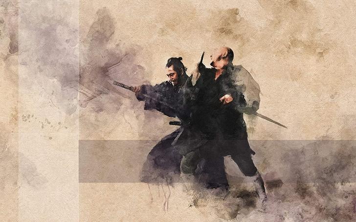Фото №1 - 8 обязательных фильмов о самураях