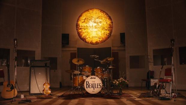 Фото №1 - У The Beatles вышел новый клип (видео)