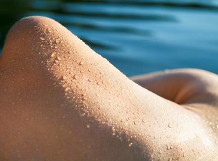 Очищение через кожу