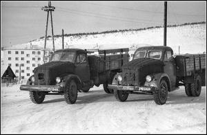Фото №3 - Зачем на радиатор советских автомобили надевали маски