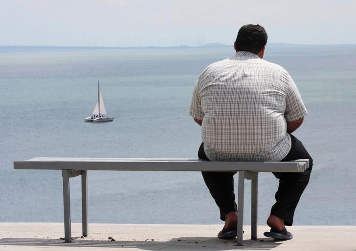Фото №1 - Американцы становятся все тяжелее и тяжелее