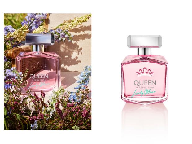 Фото №1 - Запуск нового аромата Antonio Banderas Perfumes и другие бьюти-итоги недели