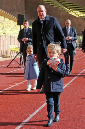 Фото №33 - Принц Жак и принцесса Габриэлла: четвертый год в фотографиях