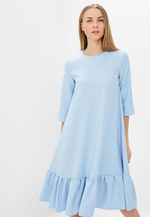 Фото №5 - 10 платьев-oversize, которые скроют все недостатки фигуры
