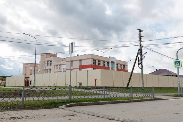 Многофункциональный образовательный центр с детским садом и школой 25