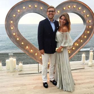Фото №6 - Татьяна Навка и Дмитрий Песков поженились