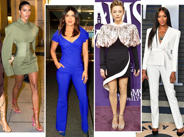 Фото №1 - Как одеваться девушкам с широкими плечами: 7 главных правил