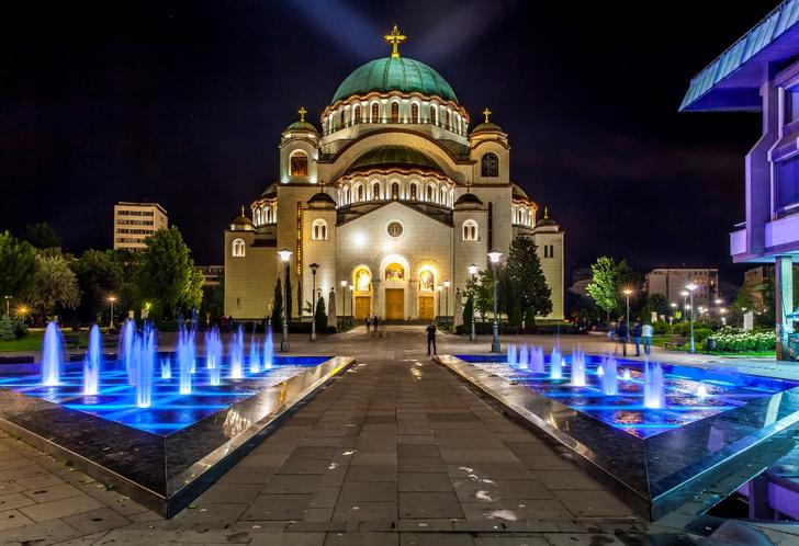 Фото №9 - Город, в котором говорят стены: прогулка по Белграду