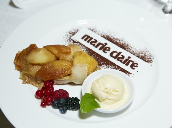 Фото №1 - Как прошел гастрономический ужин Marie Claire в московском ресторане Le Restaurant
