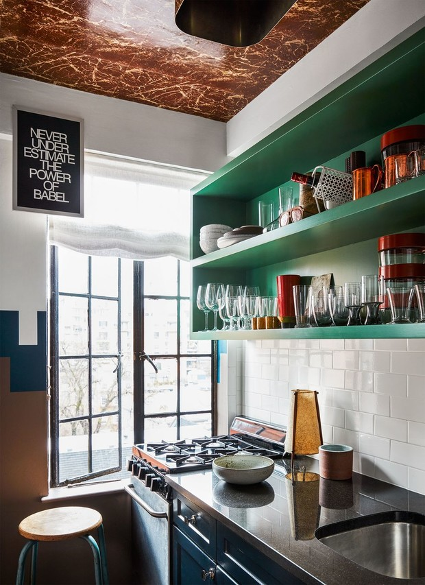 Фото №5 - Квартира дизайнера Чарли Феррера в Нью-Йорке