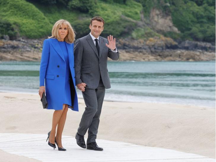 Фото №8 - Саммит G7 в Корнуолле: как выглядят Первые леди Европы и Японии
