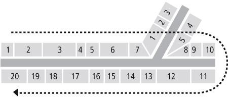 Фото №2 - Человек, который придумал нумеровать дома с одной стороны улицы четными числами, а с другой— нечетными