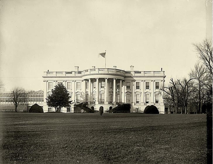 Фото №2 - Символ демократии: краткая история Белого дома