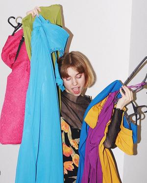 Фото №1 - Личный опыт: как я одеваюсь в секонд-хендах