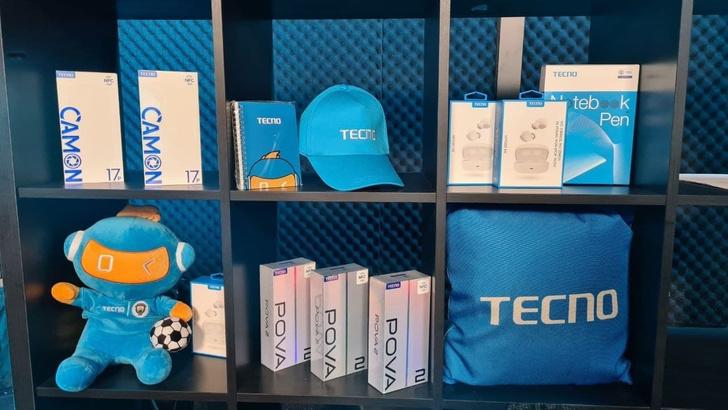 Фото №4 - Для геймеров и любителей портретных фото: бренд TECNO представил новые модели смартфонов