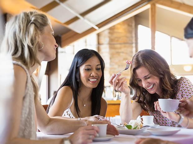 Фото №2 - Скажи мне, что ты ешь: что и как влияет на пищевые привычки