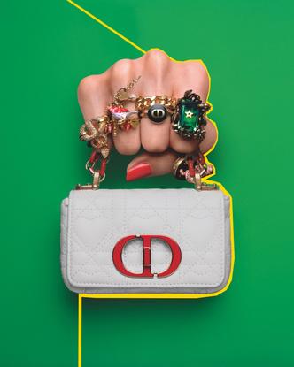 Фото №2 - Ваши любимые сумки Dior теперь доступны в микроразмере