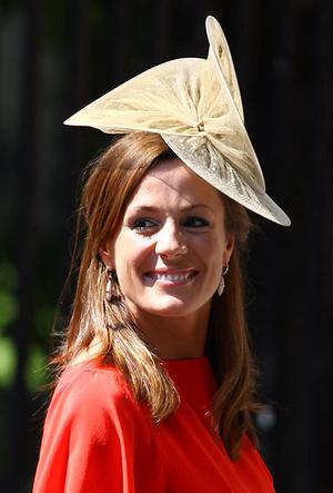 Фото №30 - 25 необычных шляп на королевских свадьбах