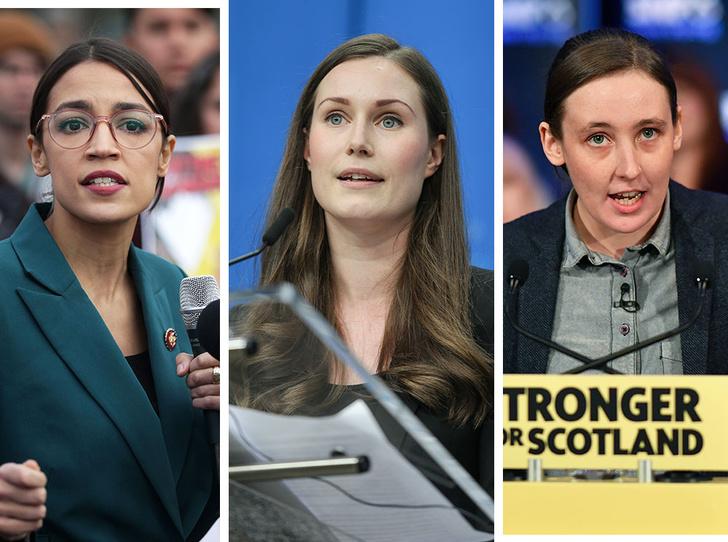 Фото №1 - Новое поколение: самые молодые женщины-политики мира