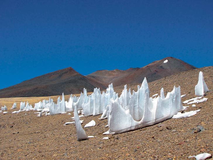 Фото №1 - Кающиеся снега в Чили и другие события месяца