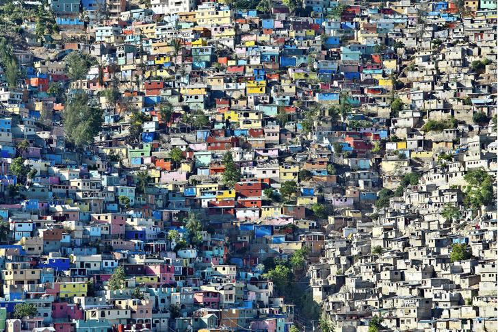 Фото №1 - Один кадр: Гаити