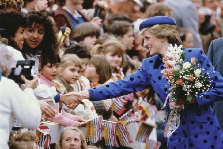 Фото №4 - 15 неповторимых фото легендарной принцессы Дианы