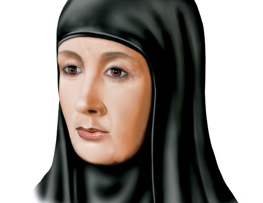 Фото №1 - Олицетворение средних веков