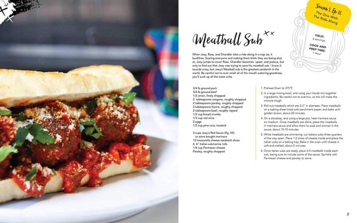 Фото №3 - «Друзья» выпустили кулинарную книгу с рецептами из сериала