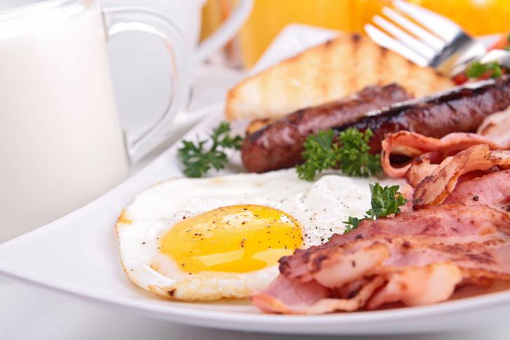 Фото №1 - Отказ от завтрака грозит инсультом