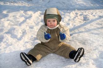 Фото №1 - Мороз и солнце! День чудесный!