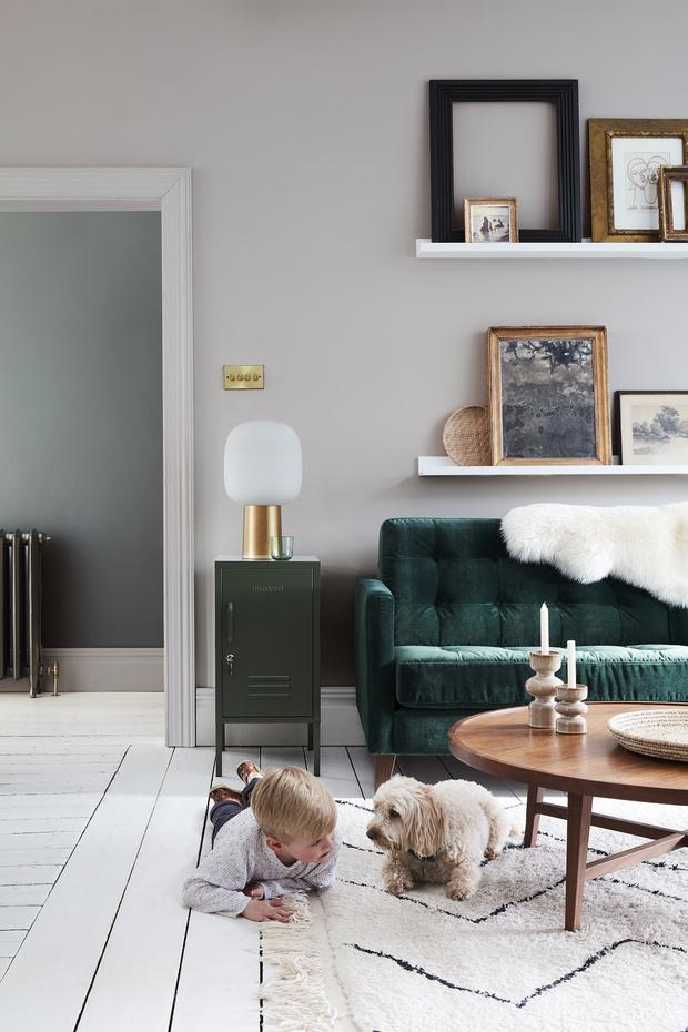 Фото №7 - Подбираем идеальный оттенок для разных комнат дома