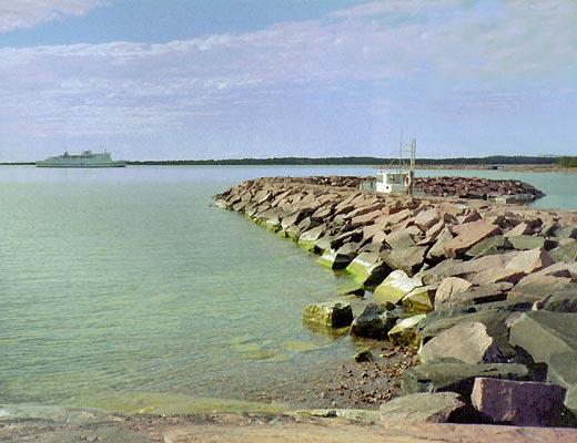 Фото №1 - Вокруг гавани Марии, или что такое Аланды?