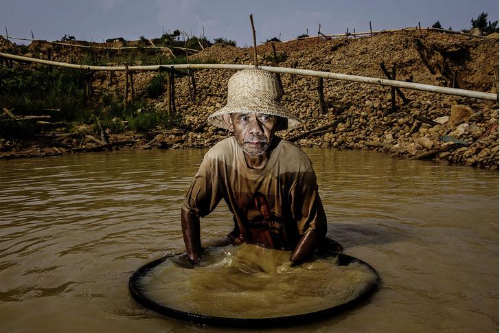 Фото №2 - Остров сокровищ: как на Борнео меняют алмазы на еду