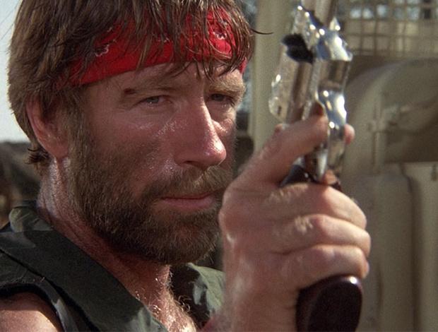 Чак Норрис, Chuck Norris
